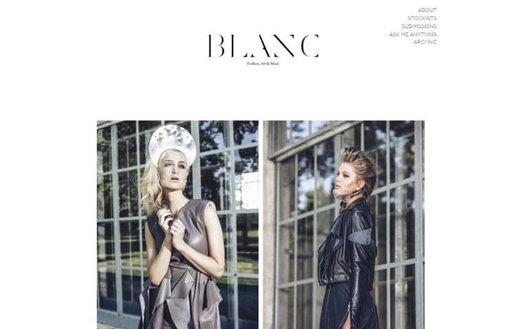 Blanc Bellmann Weible