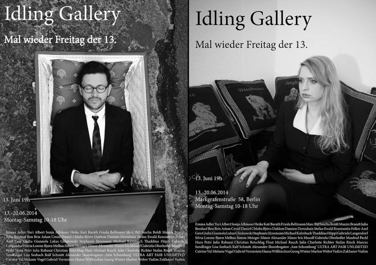 Idling Gallery Frieda Bellmann