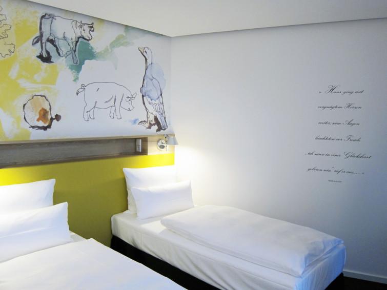 Frieda Bellmann Grimm Hotel Grimms