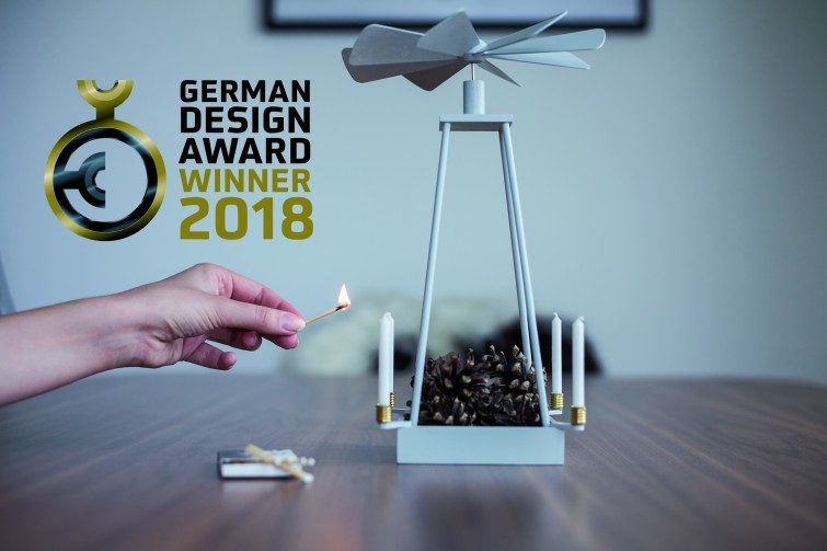 German Design Award Winner_Pyramide